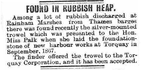 Chelmsford Chronicle - Friday 11 February 1910