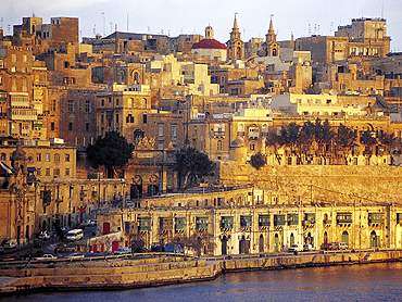 Ian Waugh Valletta